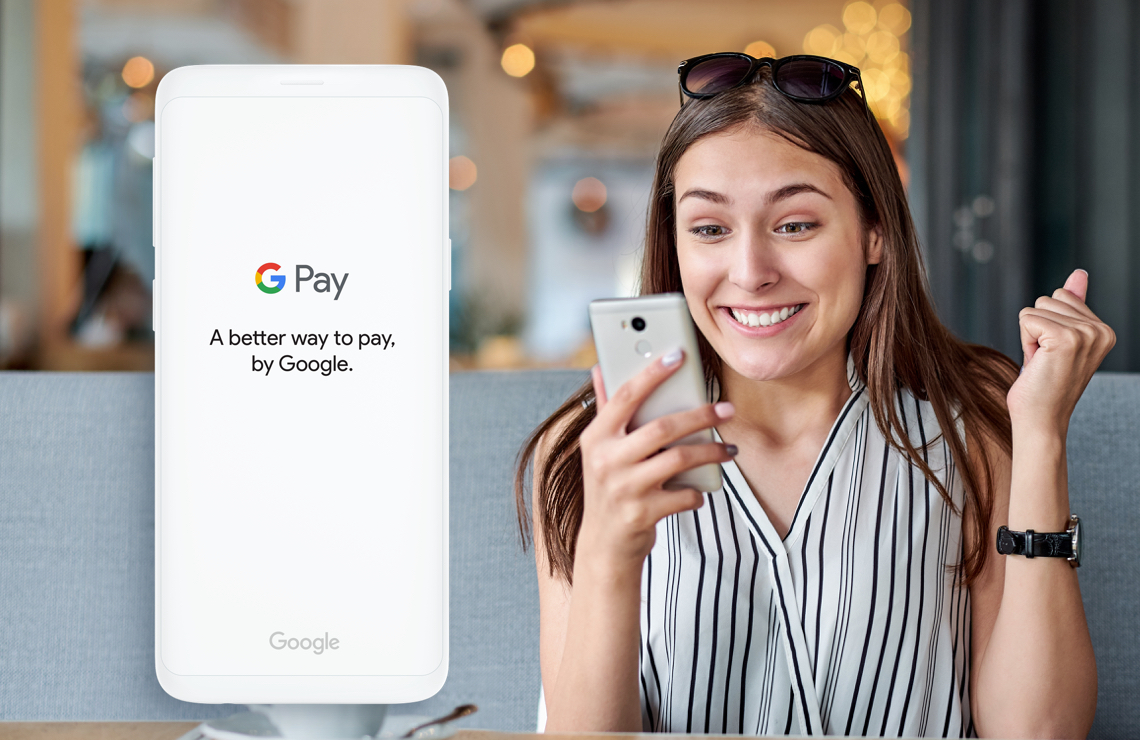 Google Pay in mCommerce