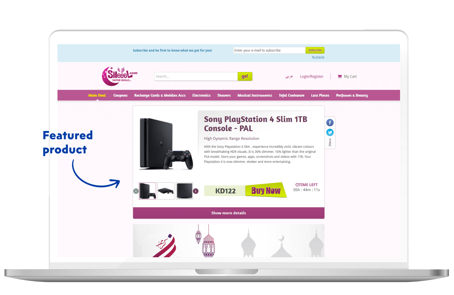 Featured_product_eCommerce
