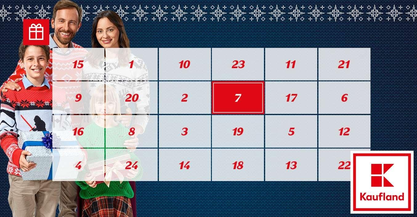 Advent calendar is one of the best Christmas eCommerce features